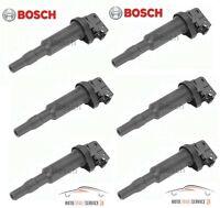 6x Bosch Original Zündspule Zündspulensatz Bmw 3er 5er 6er 7er X3 X5
