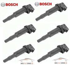 6 Bosch Original Zündspule Zündspulensatz Bmw 3er 5er 6er 7er X3 X5 Preisaktion