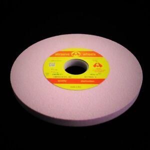 180x6x31.75 RA 60K Pink Surface Grinding Wheel Model Tool & Cutter Grinder Bench