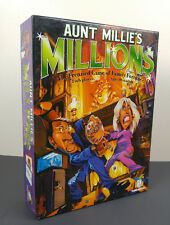 Aunt Millie's Millions Board Game Gamewright The Frenzied Game of Family Fortune