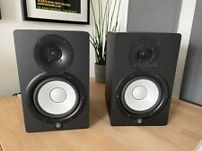 More details for yamaha hs7 active reference monitor speakers (excellent condition) pair & more