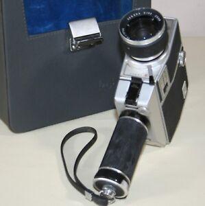 Kobena TL-3 (Kopil 1967-68) 8 mm Cine Camera In Carry Case