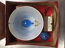 Antique Vintage Polaroid Model 201 Capacitor Flash Gun in Orig Box + 2 Bulbs