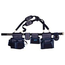 OX P260801 Pro Contractors Tool Belt Apron With Pouches and Shoulder Straps