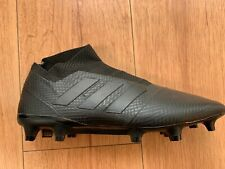 Brand new adidas Nemeziz fg football boots sz 9.5 blacked out