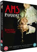 American Horror Story Stagione 6 - Roanoke Blu-Ray Nuovo (7083507000)