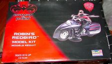 Revell 6725 From 1997 1/12th Scale Robin'S Redbird Motorcycle With Figure