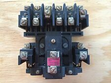 Allen Bradley 700-BR800A1 control relay 8 pole 120 vac 76A86 coil