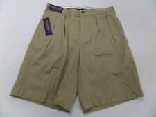 Polo Ralph Lauren men Golf Fairway Fit Shorts Cotton Twill Stretch Chino size 30