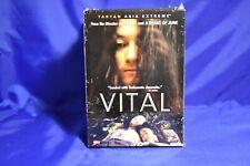 VITAL TSUKAMOTO NECROPHILIA USED VERY GOOD HORROR DVD