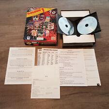 Golden Collection 1, Ubisoft, PC Big Box, CD-ROM