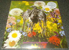CURRENT 93-SWASTIKAS FOR NODDY/CROOKED CROSSES-COLOURED VINYL 2015 2LP-NWW-NEW