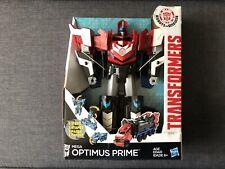 Transformers MEGA OPTIMUS PRIME 3-Step Robots In Disguise RID 2015 Hasbro NIB