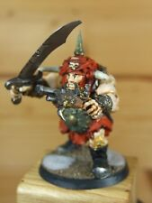 FINECAST WARHAMMER OGRE OGORS MANEATER ARABY WELL PAINTED (852)