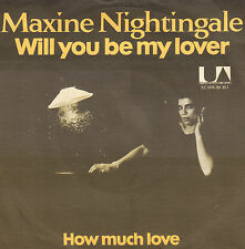 "MAXINE NIGHTINGALE ‎– Will You Be My Lover (1977 SOUL SINGLE 7"" DUTCH PS)"