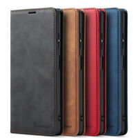 For Xiaomi Poco X3 NFC Mi 10T Pro 10T Lite PU Leather Wallet Case Magnetic Cover