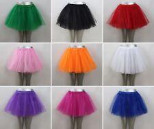 NEU Tütü Tutu Ballettrock Tüllrock Petticoat Ballettkleid Ballett 4 Lagen  Rock 4bead43785