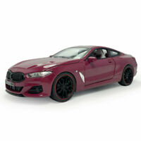 1:24 BMW M840i 2019 Coupe Model Car Diecast Gift Toy Vehicle Kids Collection Red