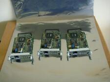 Cisco GENUINE WIC-1ADSL 1-Port ADSL WAN CCNP CCIE LAB Tested Lot of 3