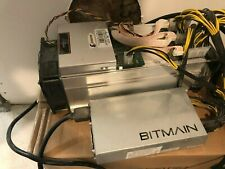 Bitmain Antminer S9 13.5TH/s ASIC Miner + PSU Good Working Condition IN BOX, USA