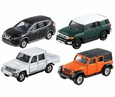 New Tomica Gift Drive to the Mountain! Off Road Car Set