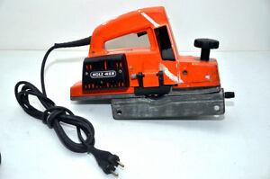 Rabot à bois largeur 75mm - 230V - HOLZ-HER / HOLZHER type 2320 - occasion