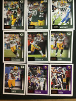 2020 Score Football NFL Base Singles (Complete your set pick your card) 1-200 BH
