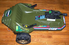Vintage 1983 GI Joe Armored Recon Patrol Vehicle A.R.P.V. w/ Laser Blaster