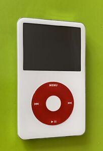 New Apple iPod Classic 5.5 Generation White 256GB SSD Same day Dispatch