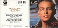 JASON DONOVAN CD-SINGLE SEALED WITH A KISS ( 3inch)