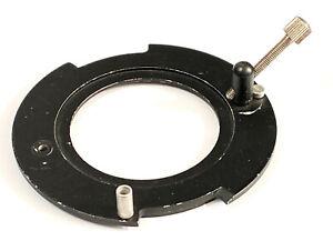 Devere 114mm Lens Board w/65mm Hole