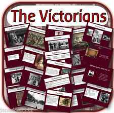 VICTORIAN CHILDREN / BRITAIN KS2 History topic - Primary IWB teaching resources
