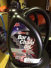 Chain Saw Bar Oil 4 Litre Lub6009 Premium Oil
