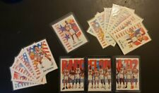 Set of 17 - 1992 SKYBOX USA OLYMPIC BASKETBALL TEAM BARCELONA Michael Jordan 534