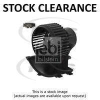 Stock Clearance New Genuine INTERIOR HEATER BLOWER M VW TRANSPORTER/CARAVELLE MU