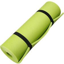 Materiales de yoga y pilates verde