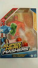 MARVEL SUPER HERO MASHERS FIGURINE MARVEL'S PYRO HASBRO EN BOÎTE NEUF