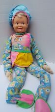 Famosa Long Tall Compi Disco Dance Doll 2 Faces w ME Child Size 90's Spain 3-4ft
