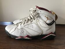 "Air Jordan 7 Retro ""Cardinal"" (2011) size 10.5"