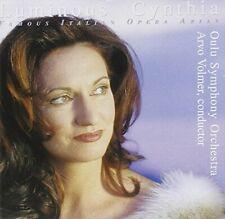 CYNTHIA MAKRIS - LUMINOUS CYNTHIA [CD]
