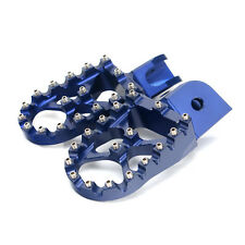 Footpegs For BMW F650GS 00-12 F800GS 08-13 R1200GS 04-12 F700 GS Foot Pegs Blue
