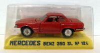 Joal 1/43 Appx Scale Vintage diecast - 124 Mercedes Benz  350 SL Red