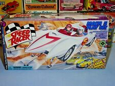 SPEED RACER MACH 5 PLAY SET 1999 ReSaurus SPRIDLE & CHIM CHIM SEGA HASBRO KENNER