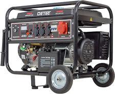 Stromerzeuger Benzin Notstrom Aggregat Stromgenerator 5,5kW  400V+230V E-Start