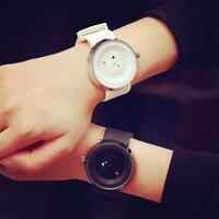 Fashion Men's Watches Luxury Stainless Steel Analog Quartz Sports Wrist Watch M
