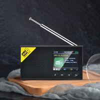 Tragbare Digitale Radio - DAB + FM - Stereo Tragbare Radio Akku, Kopfhörer