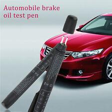 Brake Fluid Tester Pen 5LED Car Vehicle Auto Automotive Testing Tools Diagnostic