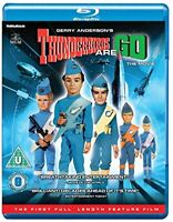 Thunderbirds Are GO - The Movie [Blu-ray] [DVD][Region 2]