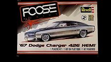 Model Kit Foose 1967 Dodge Charger 426 Hemi Revell 1:25