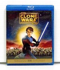 Star Wars: The Clone Wars Blu-ray + DIGITAL DISC